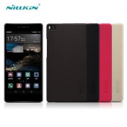 Huawei P8 Случае Nillkin Матовый Щит Жесткий Задняя Обложка Чехол Для Huawei Ascend P8 Экрана  Защитника