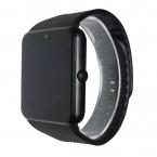 Смарт часы GT08 имеет функцию Push-уведомления APP, поддерживает вставлять сим карту и подключать к системе Android, Набор номера ответ на звонок СМС Музыкальный плеер Шагомер Bluetooth музыка Smartwatch