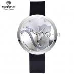 Сконе люминесцентные стрелки милый с бантом кот горный хрусталь силиконовый ремешок часы женщины мода свободного покроя спортивные часы Relogio Feminino