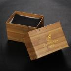 Прямоугольник Форме Подарочной Коробке Упаковка Для Деревянный Наручные Часы Коробки