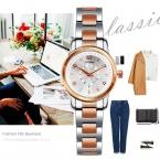 Fashioh Женщины Наручные Часы Золотой Ремешок SINOBI Top Brand Роскошные Дамы Кварцевые Часы Женские Браслет часы Montres Femmes