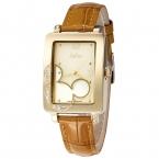 Топ Юлий леди женские наручные часы с Микки Маусом мышь моды часов платье часы браслет кожа школьница подарочная коробка
