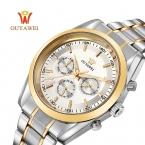Мужские часы OUYAWEI часовой бренд Мужчины Роскошные автоматические механические часы мужские Дата Неделя многофункциональный бизнес-мужские часы horloges
