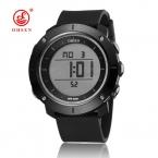 OHSEN Новая мода большие цифровые часы мужчины спортивные наручные Водонепроницаемый открытый петух мужские электронные наручные часы Relogio Masculino