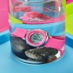 Бренд Ohsen простой маленький желе браслет женские часы цифровой светодиодный руке часы женские часы для девочек водонепроницаемый Relogio feminino