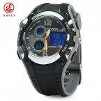 Наручные часы Ohsen, хит продаж, прямые поставки, импорт из Японии, кварцевые, оригинал, брендовые, цифровые, повседневный, водонепроницаемые
