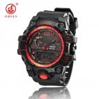 OHSEN бренд часов цифровые часы Relojes Para Hombre мужские часы Кварцевые Relogio masculino Военные Спортивные Повседневные мужские наручные часы