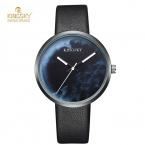 Kingsky повседневная мода ремешок женщин смотреть водонепроницаемый дамы кварцевые наручные часы простой sky набрать дизайн relogio feminino