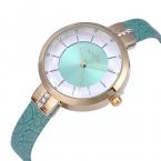 Высокое Качество KEZZI Марка Роскошные Женские Часы Изысканные Инкрустированные Объемного Набора Кожаный Ремешок Кварцевые Часы Наручные Часы Для Женщин