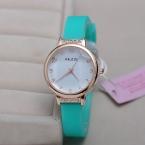 KEZZI Брендовые женские силиконовые часы моды инкрустированные циферблата аналоговых Водонепроницаемый Япония движение кварцевые часы женские часы