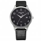 Мужские кварцевые часы мужские наручные часы Relogio masculino Relojes большой циферблат часы Мужчины Элитный бренд holuns  Reloj Hombre