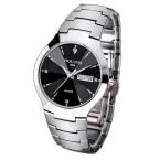 Holuns luxury top brand мужские часы стали вольфрама наручные часы водонепроницаемый бизнес кварцевые часы моды случайные спортивные часы