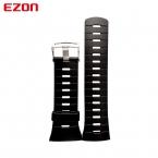 Ezon спортивные часы оригинальной силиконовой резины ремешок Ремешок для L008 T023 T029 T031 G1 G2 G3 S2 H001 T007