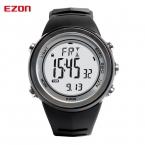 Доставка EZON H009A15 Открытый Восхождение Водонепроницаемый Спортивные Часы Высотомер Барометр Термометр Мужские Спортивные Часы Цифровые