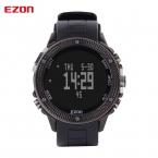 Туристические Ezon часы высотомер компас барометр многофункциональный Водонепроницаемый Спорт цифровые часы H501B01