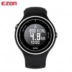 поступление ezon s1 смарт часы bluetooth шагомер счетчик калорий бег наручные часы спортивные цифровые часы для ios android