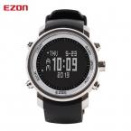 Ezon H506B01 профессии Открытый Восхождение Многофункциональный цифровой спортивные часы с компасом высота барометр