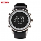 EZON восхождение Смотреть Спорт на открытом воздухе наручные часы многофункциональный компас высота барометр цифровые часы H506B01
