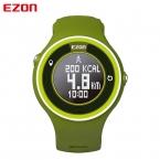 новый ezon s1 смарт часы bluetooth 4.0 шагомер счетчик калорий запуск смотреть цифровые часы для ios android