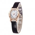 часы женские наручные Новые Марка Роскошные Женщины Часы Позолоченные Кварцевые Часы Женщины Платье Часы Высокого Качества PU Кожаный Часы montre femme часы женские
