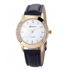 Мода  г. Женева кварцевые часы женские наручные женские часы кварцевые часы Relogio feminino Montre Femme