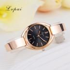 женские часы Lvpai новый модель модные роскошные часы женские часы-браслеты наручные Часы повседневые кварцевые аксессуары для женщин деловой стиль LP025