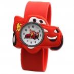 Новинка  года бренд дети желе смотреть мультфильм, дети версии кварцевые часы Дети часы Relogio feminino Лидер продаж