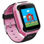 Twox Q528 детей GPS Смарт-часы с камерой фонарик для Apple телефона Android SmartWatch детская умная электроника PK Q90 Q730