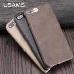 Для Coque iPhone 7 Чехол 4.7 дюймов USAMS Боб серии кожаный чехол для iPhone 7 Plus 5.5 дюймов телефон Чехол Сумки и чехлы