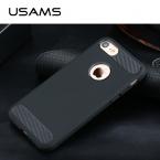 USAMS Прохладный серии Luxury ТПУ чехол для iPhone 7 and iPhone 7 Plus чехол изысканный дизайн обложки для iPhone 7 с упругими кнопку