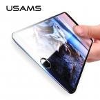 Для iphone 7 стекло usams 0.3 мм 9 h углеродного волокна 3d full крышка из закаленного стекла для iphone 7 plus экран протектор стекло защиты