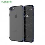 Floveme оригинал для iPhone 7 Plus Прозрачный чехол для iPhone 6 6 S плюс роскошный покрытие телефон чехлы для iphone 7 крышка кремния