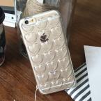 Lovecom корейский Любовь Сердце желейные конфеты Мягкий Силиконовый ТПУ задняя крышка с ремешок чехол для телефона iphone 5 5S SE 6 6 s 7 Plus Coque