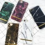 Гранит мрамор текстура мягкая IMD Телефон задняя крышка для iPhone 7 для iPhone 6 6 S 7 плюс письмо Мобильный телефон Сумки и чехлы Капа