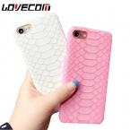 Крокодил Шаблон Телефон Случае Для iPhone 7 Для iPhone7 7 Плюс Жесткий пластиковые Телефон задняя крышка чехол Для iPhone 5 5S 6 6 S Plus 6 Плюс