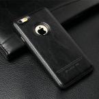 Роскошные Швы Кожа Телефон Задняя Крышка С ЛОГОТИПОМ Окна Телефон Случае Для Iphone 5 5S SE 6 6 S 7 Plus Capa Fundas Круто
