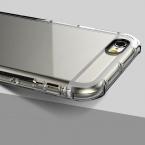 Новинка Противоударный Прочный Гибридный Резина броня прозрачный силиконовый чехол для телефона для Iphone 5 5S SE 6 6 S 6 plus 6 s 7 Plus задняя крышка