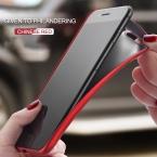 Роскошные Вернуться Матовый Мягкий Силиконовый Чехол Для iPhone 7 Случаев 6 S 7 плюс 6 Конфеты Полный Чехол Для iPhone 7 Plus Телефон Coque Fundas