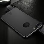 BASEUS одноцветное color для Apple iPhone 7 Чехол для iPhone 7 Plus 0. 7 5mm тонкий мягкий Вернуться ТПУ полный защитный чехол для 7 Plus