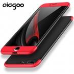 Oicgoo Жесткий Чехол для Apple iPhone 7 7 плюс 6 S 6 Plus 360 Степень защиты чехол для Apple iPhone 6 7 ультра тонкий чехол для телефона