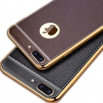 KRY Личи Зерна Роскошные Покрытие Телефон Случаях Для iPhone 6 Case 5 5S ТПУ Силиконовый Чехол Для iPhone 7 Case 6 s Плюс Случаях Coque капа