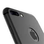 Роскошные задняя Матовая Мягкий силиконовый чехол для iPhone 6S случаях 6 плюс 5 5S конфеты Full Cover для iPhone 7 Чехол плюс телефон случаях