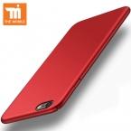Роскошные жесткий пластик матовый case для iphone 7 7 plus красный чехлы для iphone 5 5s 6 6s 7 плюс красный case телефон полное покрытие pc case