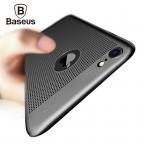 BASEUS Телефон чехол для Apple iPhone 7 6 6S Жесткий PC небольшое отверстие чехол для iPhone 7 6S 6S плюс задняя крышка для Iphon 7 Coque принципиально