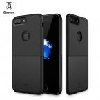 BASEUS роскошные дважды PC   ТПУ чехол для iPhone 7 Plus прочный защитный телефон Coque чехол для iPhone 7 Чехол