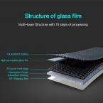 Рок 3D Full Screen Protector Закаленное стекло для iPhone 7 6 6S плюс, 3D анти-голубой свет мягкий край стекло пленка для iPhone 6 plus