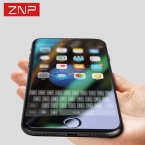 ZNP 2.5D Закаленное СТЕКЛО Для iPhone 7 6 6 s Screen Protector 9 H Премиум Закаленное стекло Крышка для iPhone 7 6 6 S Защитный фильм