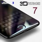 3D Стекла Для iPhone 7 6 6 s Плюс Протектор Экрана Круглый изогнутый Край Премиум Закаленное Полное Покрытие для iPhone 7 Плюс Защитная фильм