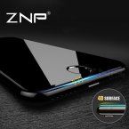 ZNP 4D (2nd gen 3D) Полное покрытие закаленное стекло для IP H один 7 7 плюс 9 H Экран Защитная пленка для iPhone 7 7 Plus закаленное стекло