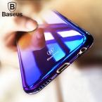 Baseus красочные case для iphone 6 6s жесткий ультра тонкий роскошные case cover for iphone 6s plus clear case цвет градиент телефон Shell